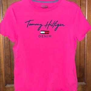 TOMMY HILFIGER DENIM T-SHIRT
